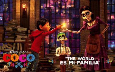 Coco de Pixar y la importancia de los lazos familiares